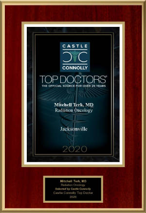 Castle Connolly Regional Top Doctors® 2020 - Mitchell Terk, MD