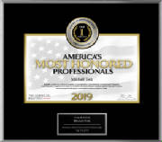 Mitchell Terk, M.D. - Americas_Most_Honored_Professionals_2019_Top 5%
