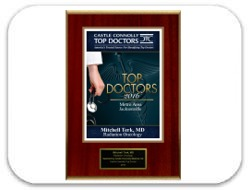Mitchell Terk, MD Awarded Castle Connolly's 2016 Top Doctors Metro Area Jacksonville Award
