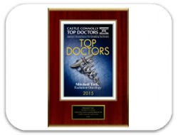 Castle Connolly Top Doctors 2015 - Mitchell Terk, MD